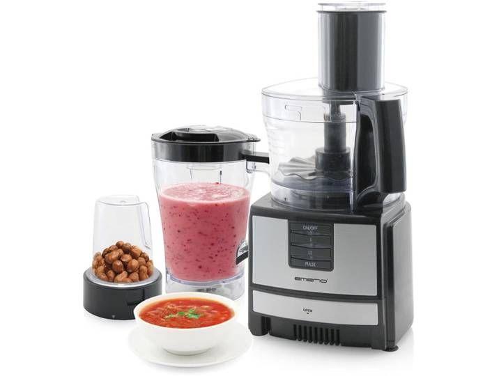 Emerio Kuchenmaschine 600 W Fp 109503 In 2020 Standmixer Mixer