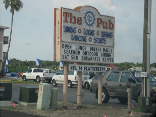 Can't wait to head to my favorite restaurant in Indian Shores, FL this spring!