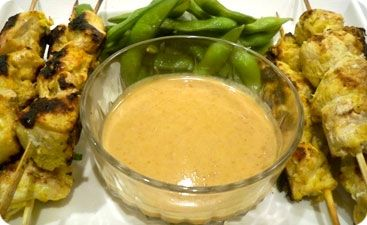 Yoghurt Satay Sauce and other yummy sauces and dressings from www.easiyo.com :)