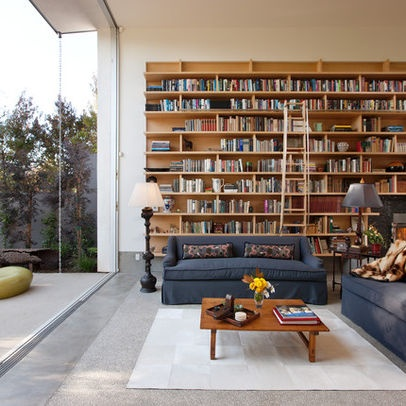Built In Bookshelves Design, Pictures, Remodel, Decor And Ideas   Page 7