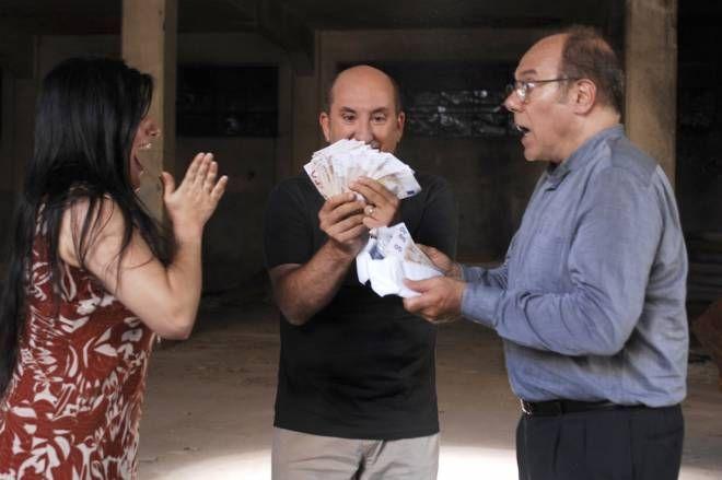 Incontro con Carlo Verdone Antonio Albanese 'L'abbiamo fatta grossa' il film politico del regista