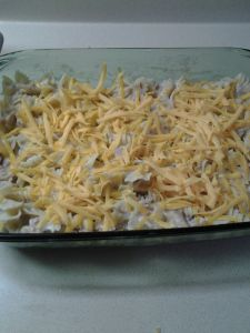 From the kitchen of the casserole queen