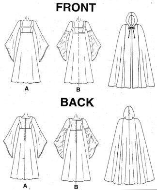 como hacer una capa medieval | Trato o truco