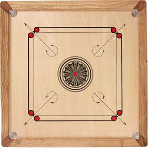 Spring #Sale Now On! Arrow Design #Carrom Board Game $117.00