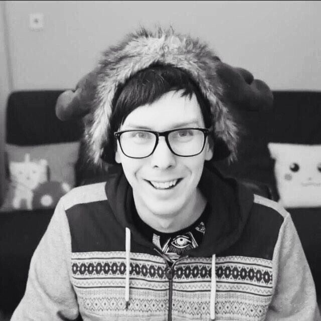 """""""And God said, let there be Phil Lester!"""" <<< yes yes He did"""