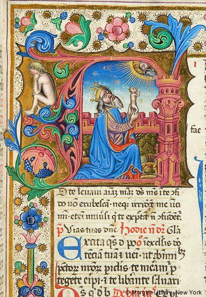 Image result for Medieval Manuscript abecedario