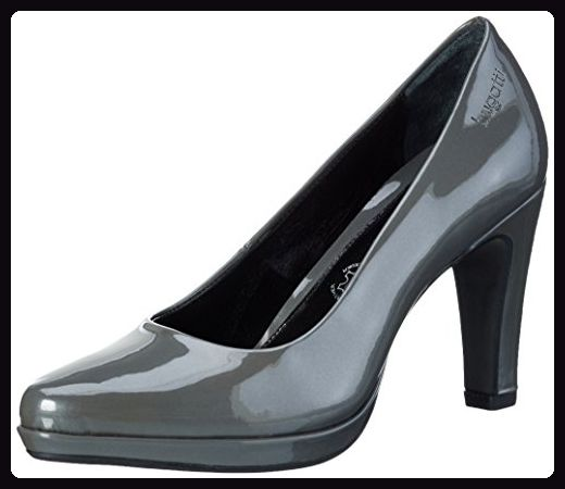 Bugatti Damen V79619 Pumps, Silber (Silber 805), 39 EU - Damen pumps (*Partner-Link)
