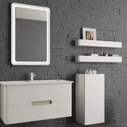 15 best Salle de bains XXL images on Pinterest Bathroom, Cabinets - meuble salle de bain marron