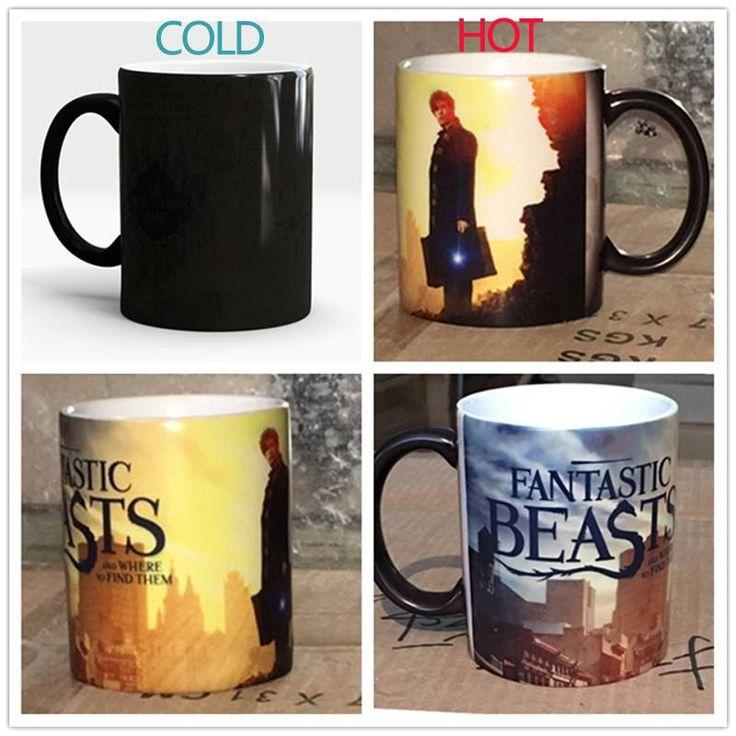 Mugs Fantastic Beasts Color Changing Mug