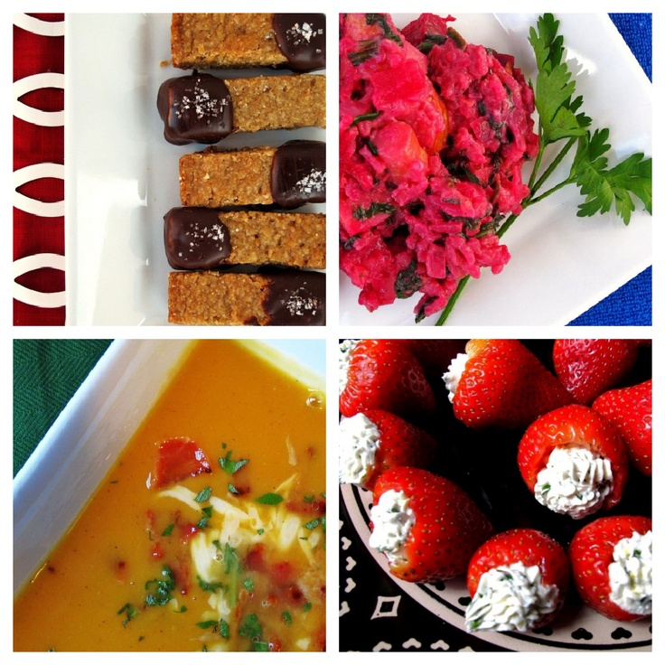 Are you cooking a romantic dinner at home? We have a decadent four course dinner to impress your loved one!