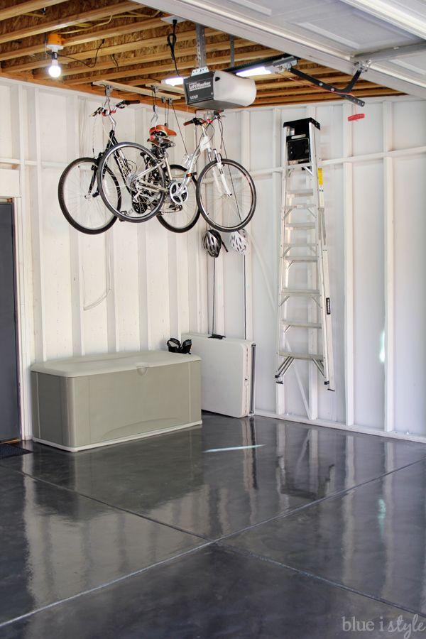 {one Room Challenge} Organized Garage Makeover