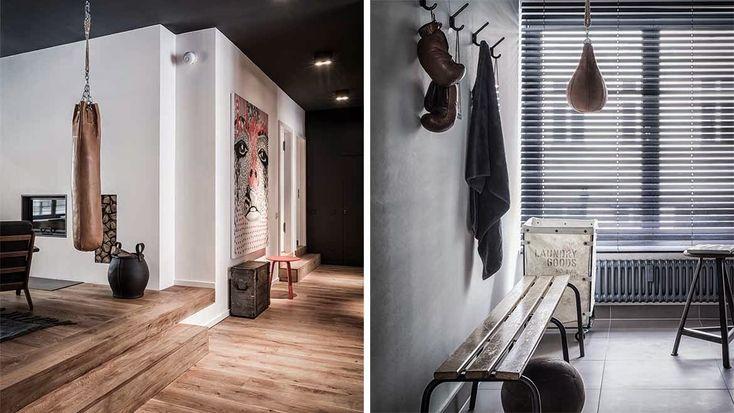 Un appartamento al maschile