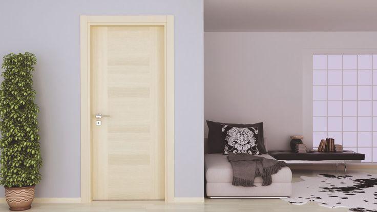 Model: NT3100 Renk: Açık Meşe  #door #doors #interiordoors #natural #bakisdoor #kapı
