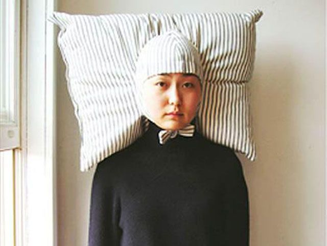 Now you can sleep anywhere