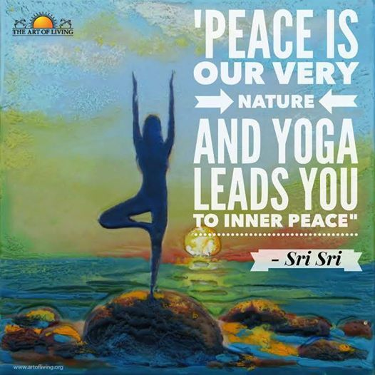 Sri Sri Ravi Shankar Quotes On Smile: 17 Best Images About YOGA :A Holistic Way Of Life On