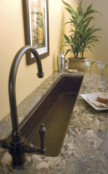 Bar Prep Sink From Native Trails   Rio Grande In Antique Bar Sink