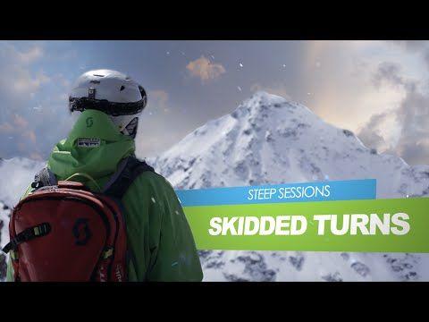 STEEP SESSIONS - Skidded Turns (Warren Smith Ski Academy) - YouTube