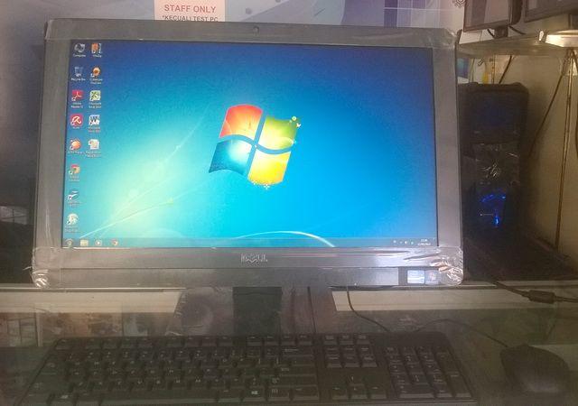 All in One Dell Optiplex Core i3