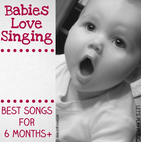 Songs for Babies - has cute motions to do and more verses than I heard before on some of these songs.