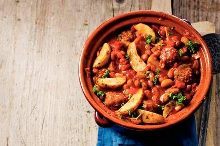 Vegetarische bonenstoof - Recept - Allerhande - Albert Heijn
