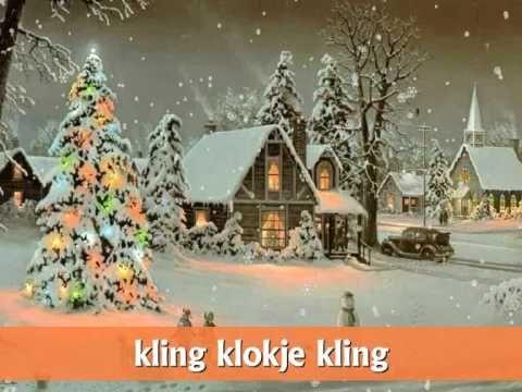 Kerstliedje voor kleuters: Kling klokje klingelingeling