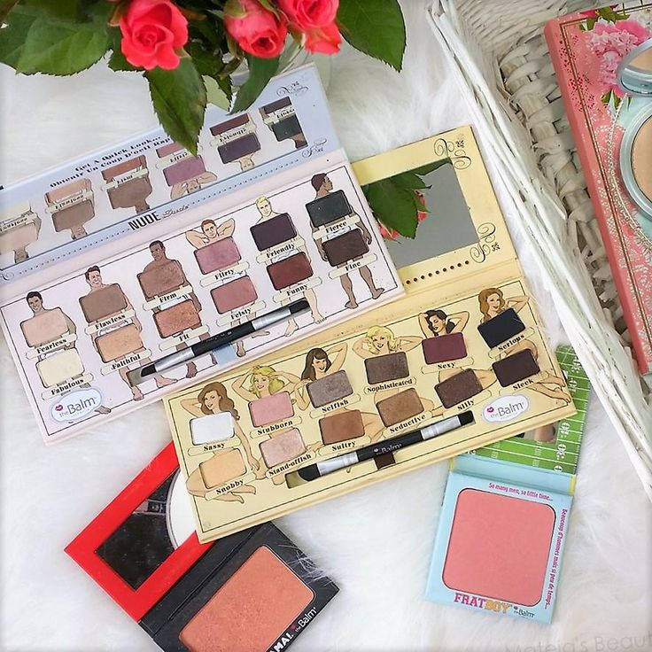 #TheBalm Όταν ανακαλύπτεις το ταίρι σου στο μακιγιάζ, ανακαλύπτεις όλα τα μονοπάτια της ομορφιάς!❤😍 Shop➡️ https://goo.gl/GP9Pih ✔️ #Beautytestboxeshop *οι παραγγελίες πραγματοποιούνται μέσω του site, με inbox στα social media, και τηλεφωνικά ☎210 5710310 #beautytestbox #GreekEshop #ShippingToCyprus #beauty