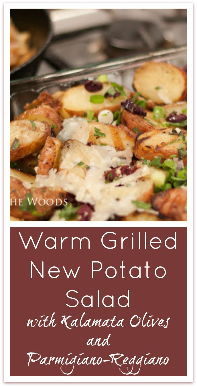 Grilled New Potato Salad with Kalamata Olives and ...