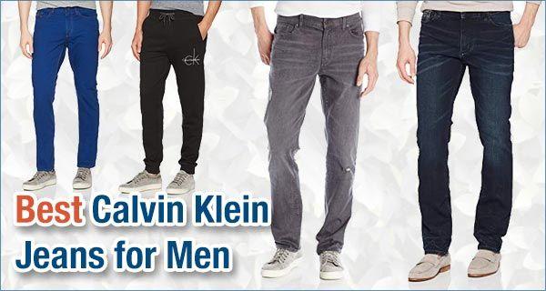 c2d41527638 Top 9 Best Calvin Klein Jeans for Men | Best Calvin Klein Men's ...