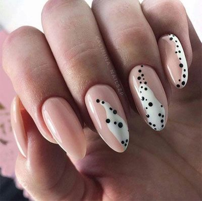 33 leopard nails design ideas to try this fall в 2020 г