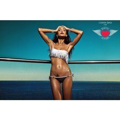 Bikini Lovers Calliope con frange estate 2015