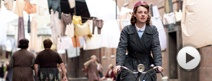 Call the Midwife, a British series about midwives serving a poor section of 1950's London. AMAZING. Now showing on PBS. (For now, you can also watch the episodes online if you click the image!)