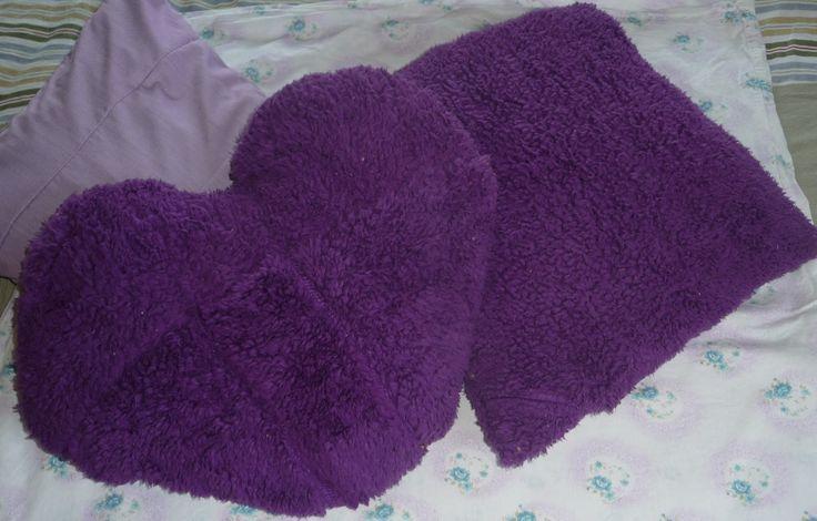 Ręko-czyny: Puchate poduszki