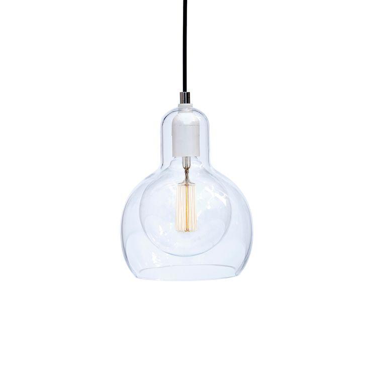 Lasi modern glass pendant light