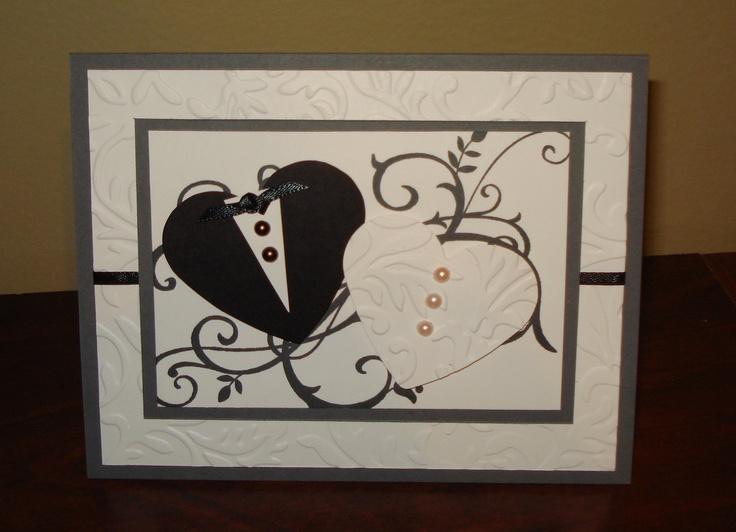 Wedding card I made