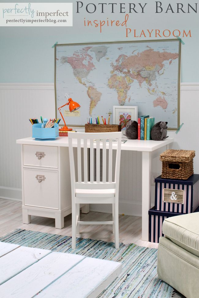 17 Best Ideas About Pottery Barn Playroom On Pinterest