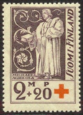 Finland 1933 Agrikola Mikael