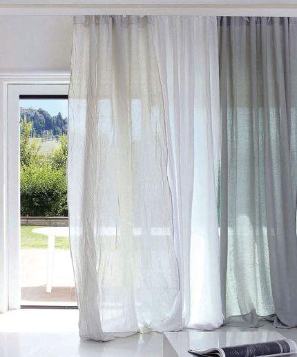 oltre 25 fantastiche idee su tende su pinterest | tende per ... - Tende Da Soggiorno Moderno 2