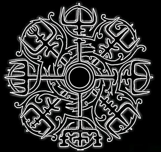 The Vegvisir (Viking Compass)