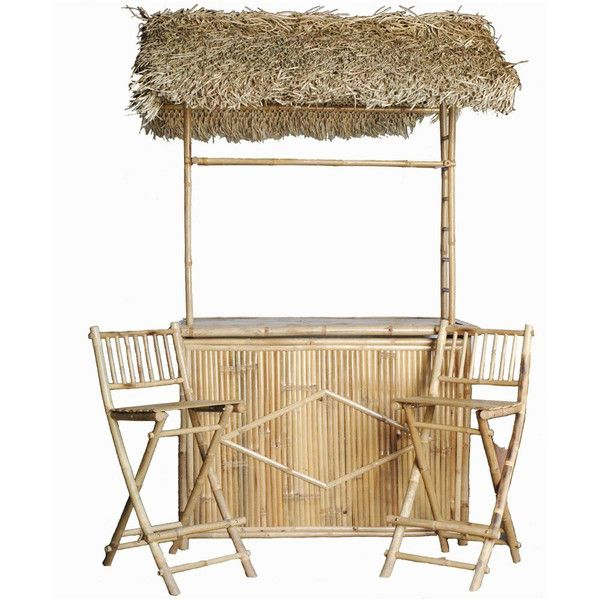 8 best Tiki Bars and Stools images on Pinterest | Vietnam, Chairs ...