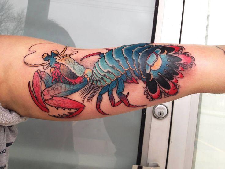 Gorgeous illustrative tattoos camar n tatuaje de for Hallowed ground tattoo