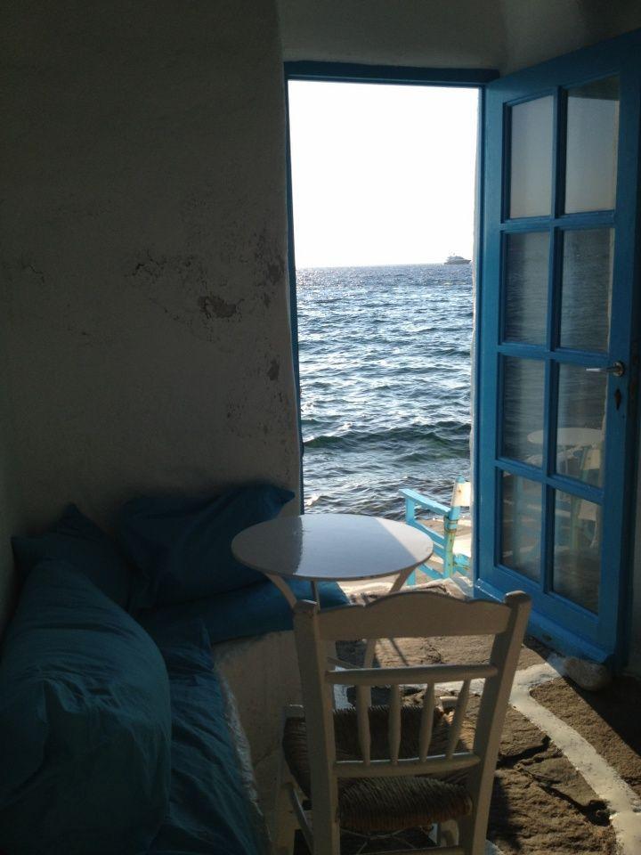 Caprice of Mykonos (Mökene)    Mykonos, Lesvos, Μύκονος, Mökene, Mytillini, Athens, Tyre, Santorini, Oia, Fira, Greece, Grek, Summer, Holiday via Tanerozcelik.com