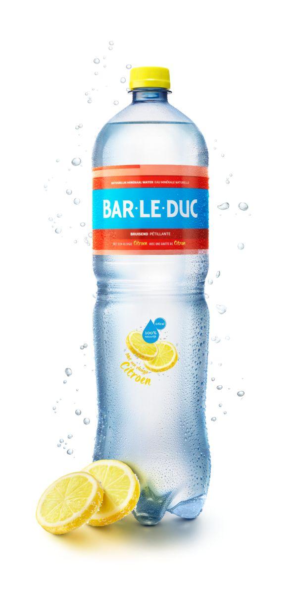 Bar-le-Duc natuurlijk mineraalwater is van nature zuiver en heeft door de unieke mineralenbalans een zacht karakter.