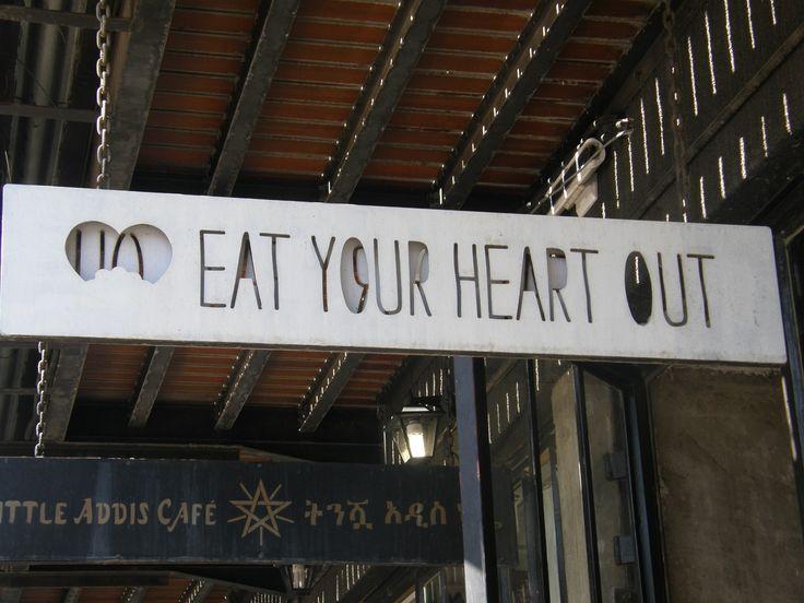 Restaurants in Maboneng, Johannesburg. #SouthAfrica #JHB