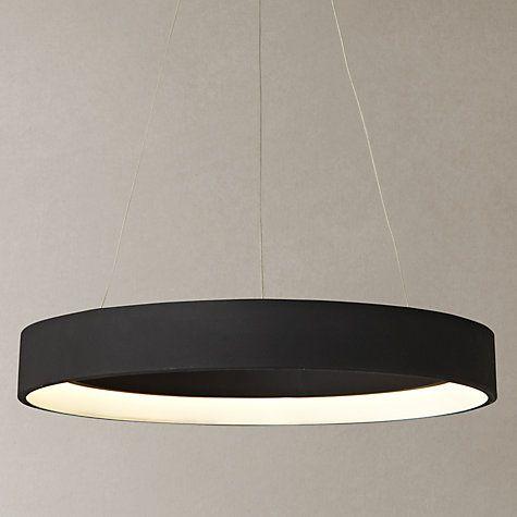 Buy John Lewis Jorgen LED Hoop Ceiling Pendant Online at johnlewis.com 45cm dia £200