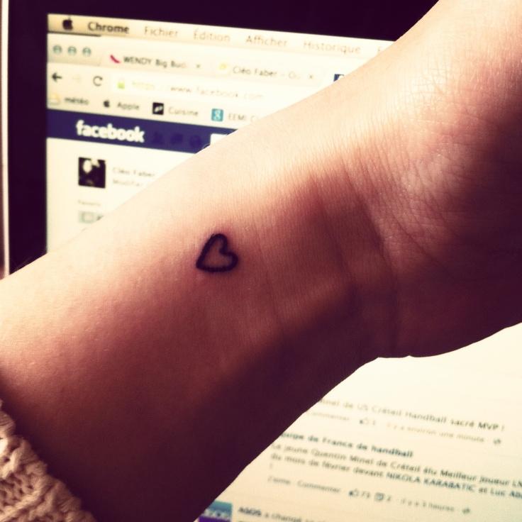Tattoo Coeur