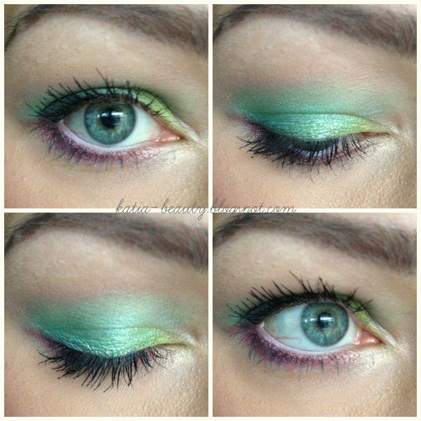 Katia o kosmetykach: Katia o makijażu