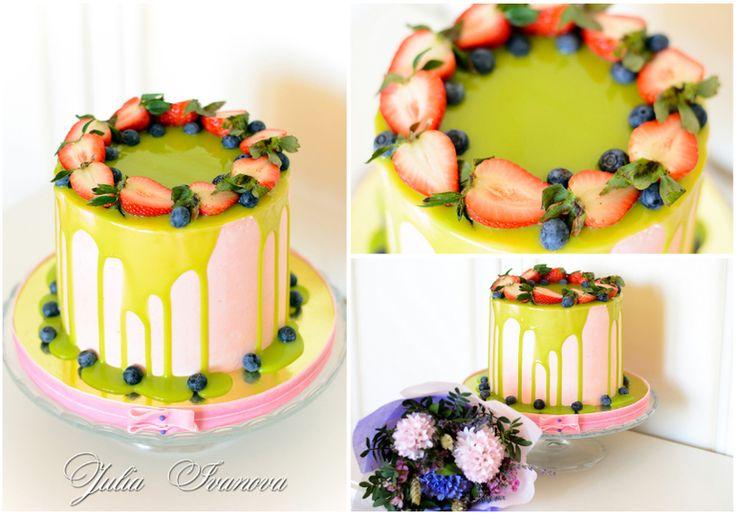 Наконец-то, безмастичный торт!