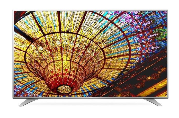 "LG 60"" Class 2160p 4K Ultra HD Smart LED TV (60UH6150) 120HZ webOS 3.0 channel"