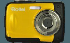 ROLLEI Sportsline 60 Yellow! Αδιάβροχη, μικρή και κομψή, για υψηλής ποιότητας φωτογραφίες. Τώρα στη Media Markt σε μοναδική τιμή! #mediamarkt #tech #technology #gadgets #gadget #offers #onlineshop #cameras
