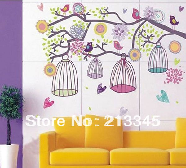 Wall Stickers on AliExpress.com from $8.99